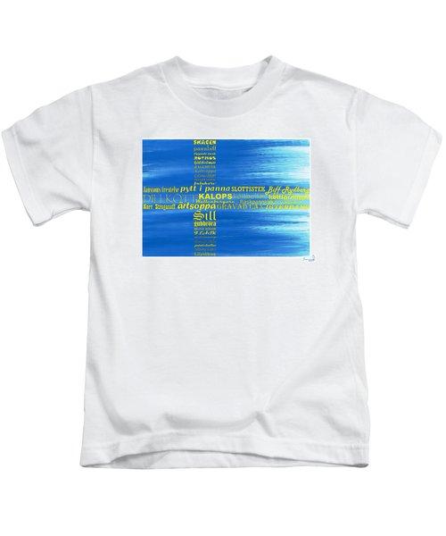 More Than Meatballs Kids T-Shirt