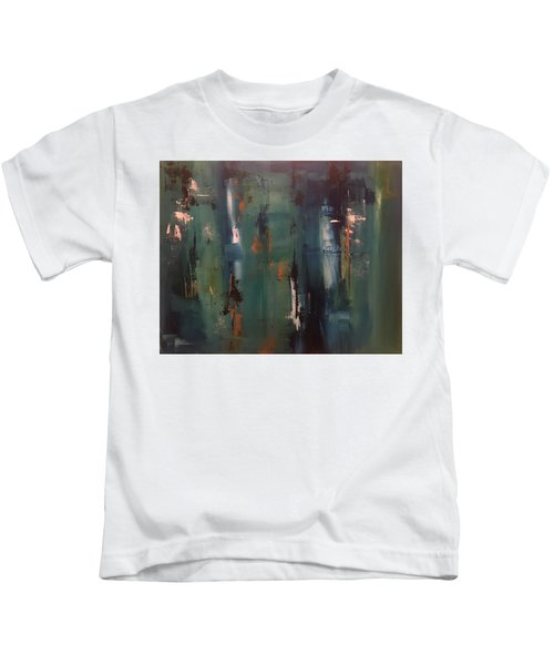 Abstract IIi Kids T-Shirt