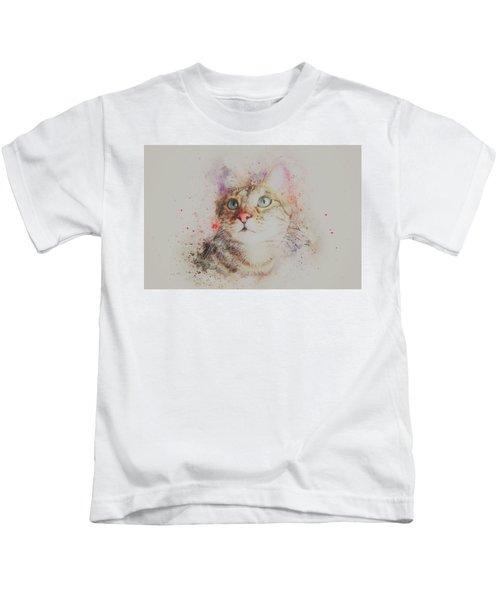 Abyssinian Cat Kids T-Shirt