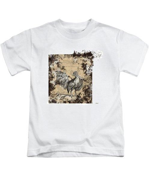 Adam Lonitzer 1593, Barlow 1690 Kids T-Shirt