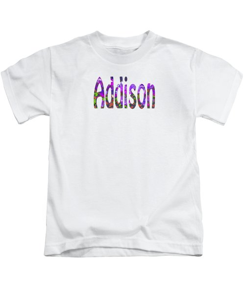 Addison Kids T-Shirt