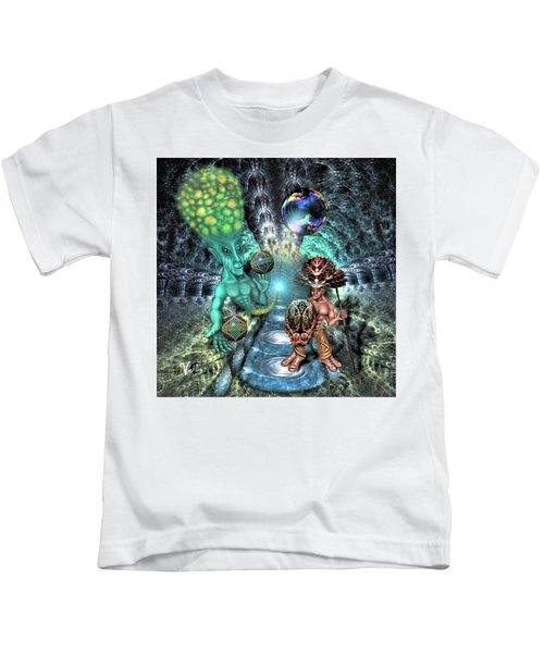Aethereal Encounter Kids T-Shirt