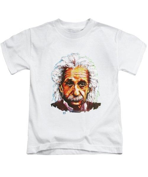 Albert Tribute Kids T-Shirt