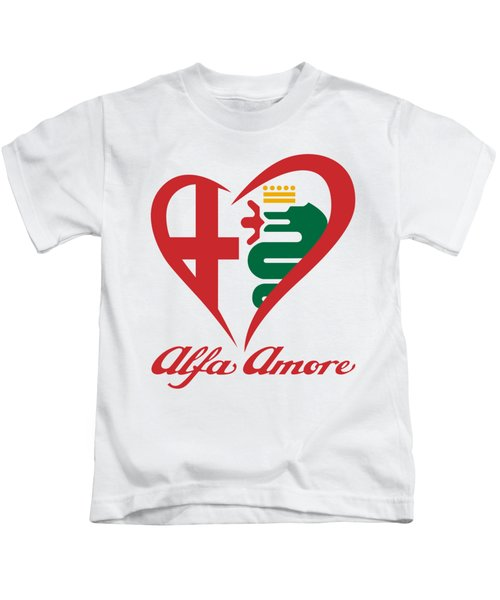 Alfa Amore Kids T-Shirt