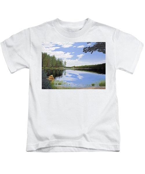 Algonquin Portage Kids T-Shirt