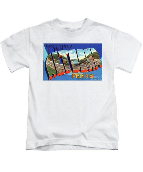 Altoona Greetings Kids T-Shirt