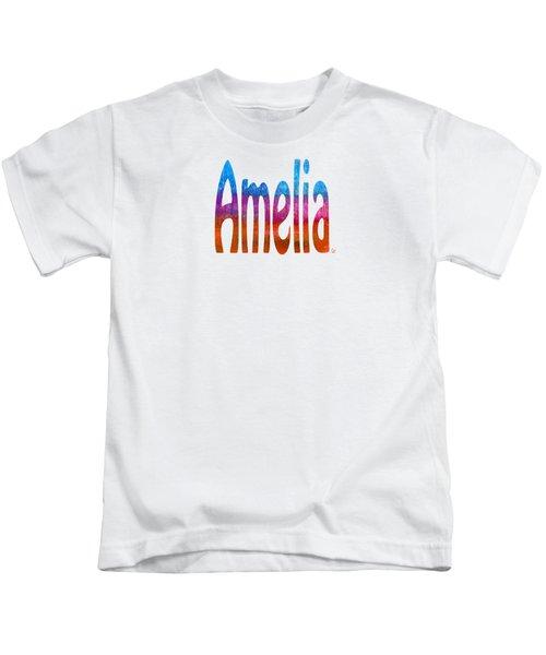 Amelia Kids T-Shirt