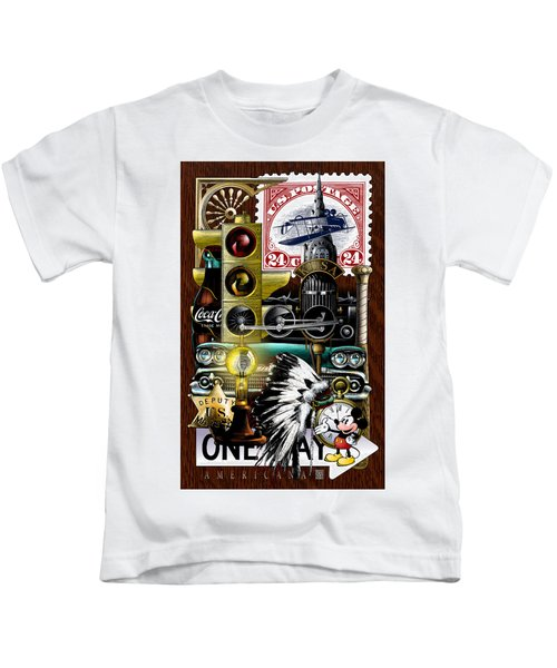 Americana Kids T-Shirt