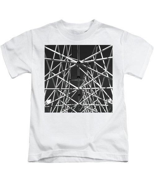 Amorphous  Sensations Kids T-Shirt