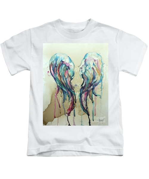 Angel Wings Kids T-Shirt