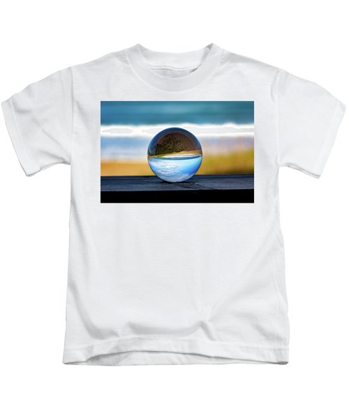 Another Look Through The Lens Kids T-Shirt
