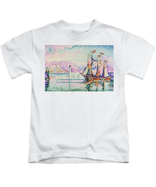 Antibes, Morning - Digital Remastered Edition Kids T-Shirt