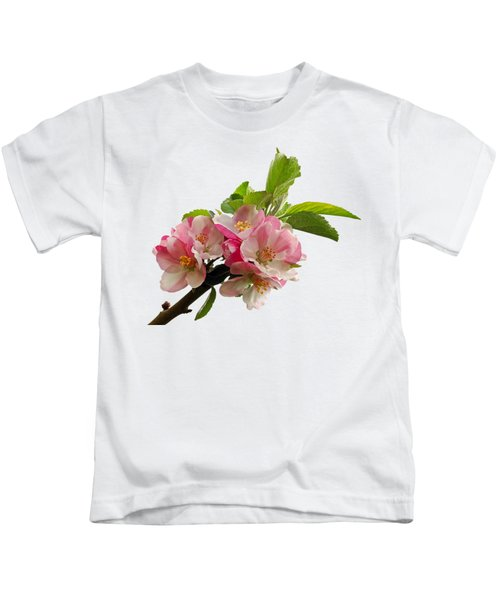 Apple Blossom Kids T-Shirt