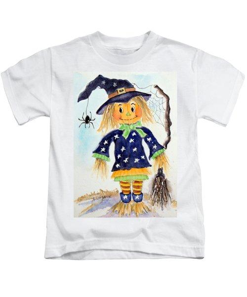 Arachnid Angelica Kids T-Shirt