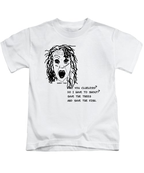 Are You Clueless? Kids T-Shirt