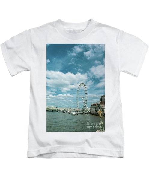 Around The World Kids T-Shirt