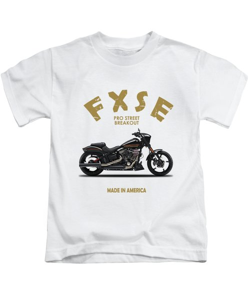 Harley Fxse Kids T-Shirt
