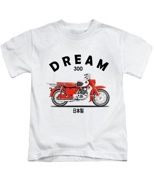 Honda Dream 1964 Kids T-Shirt