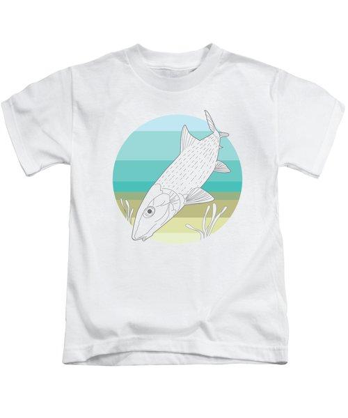 Flats Ghost Kids T-Shirt