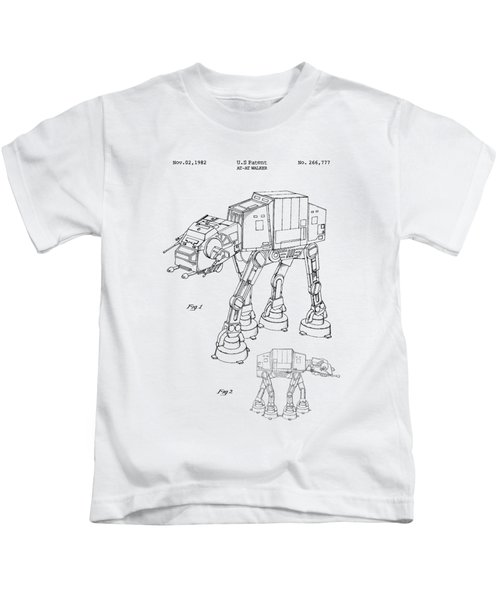At-at Walker Kids T-Shirt