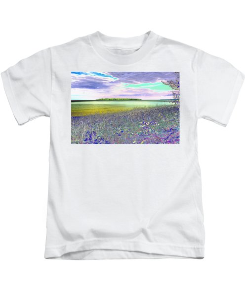 Au Train Island Greened Over Kids T-Shirt