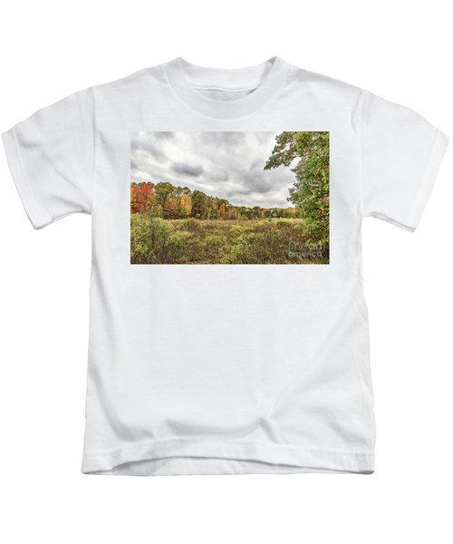 Autumn Has Been Found In Michigan Kids T-Shirt