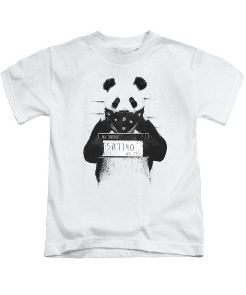 Bad Panda Kids T-Shirt