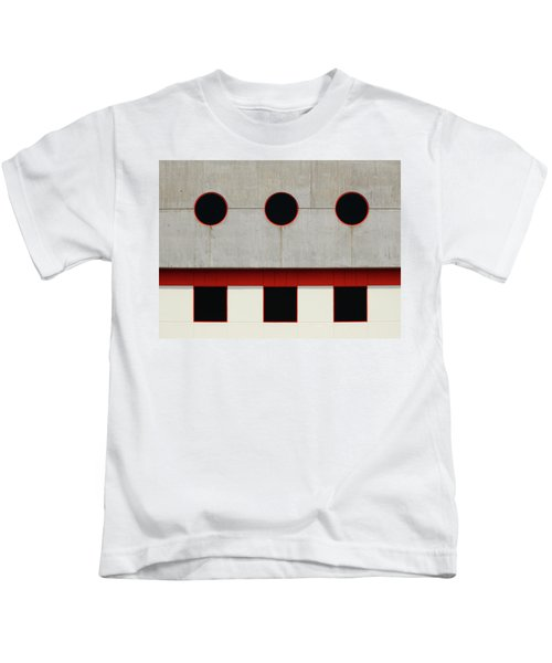 Baltimore Windows Kids T-Shirt