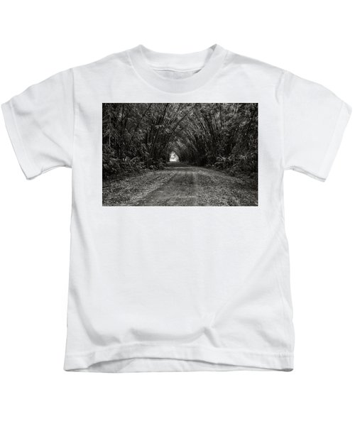 Bamboo Cathedral I Kids T-Shirt