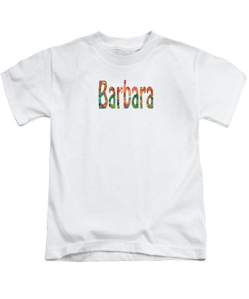 Barbara Kids T-Shirt