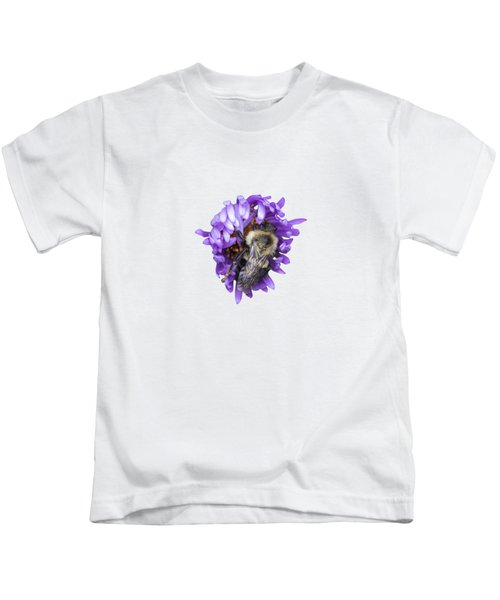 Bee 2018-1 Isolated Kids T-Shirt