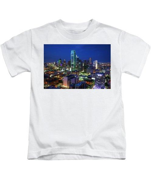 Dallas Skyline Kids T-Shirt