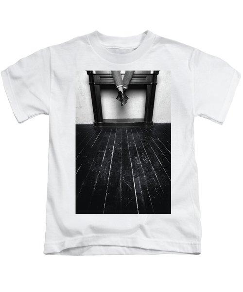 Black Shoes #9397 Kids T-Shirt