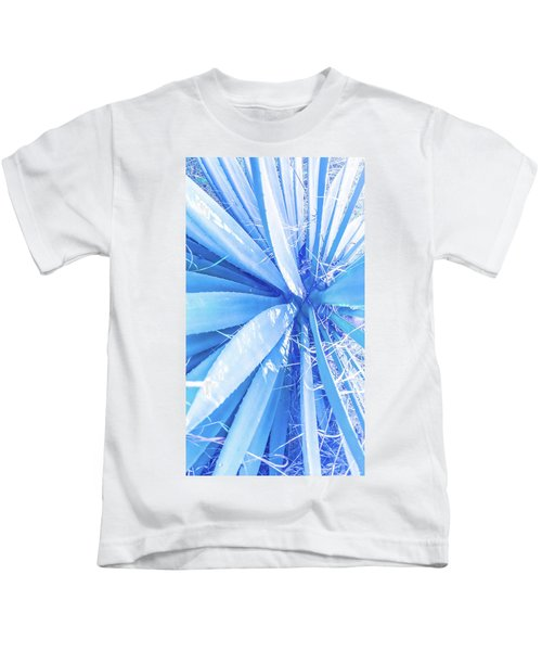 Blue Rays Kids T-Shirt