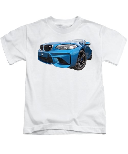 Bmw M2 Coupe Kids T-Shirt