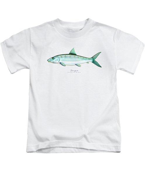 Bonefish Kids T-Shirt