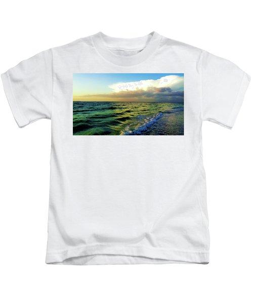 Brewing Storm Kids T-Shirt
