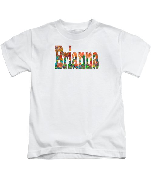 Brianna Kids T-Shirt