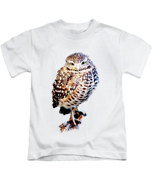 Burrowing Owl Canvas Print,photographic Print,art Print,framed Print,greeting Card,iphone Case, Kids T-Shirt