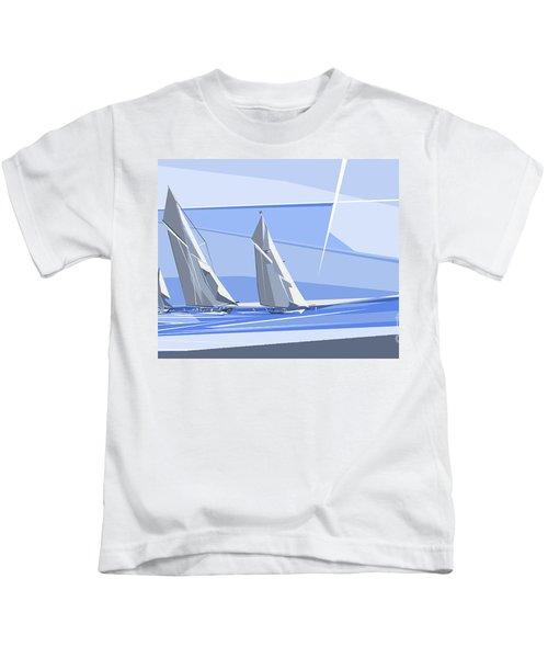 C-class Yachts Kids T-Shirt