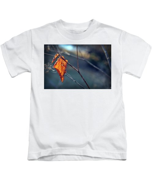 Captured In Light Kids T-Shirt