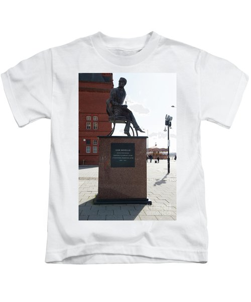 Cardiff Photo 9 Kids T-Shirt