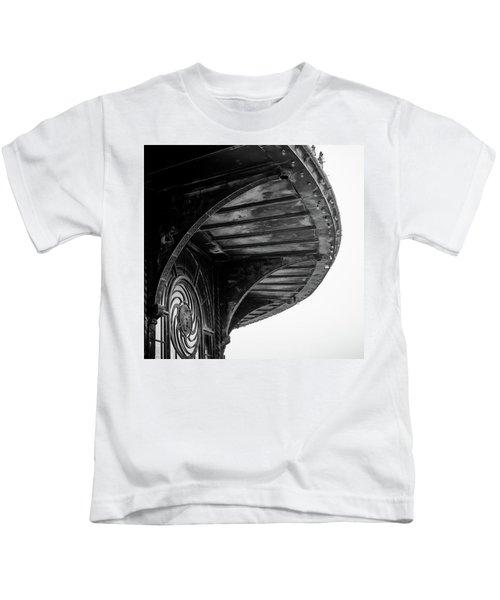 Carousel House Detail Kids T-Shirt