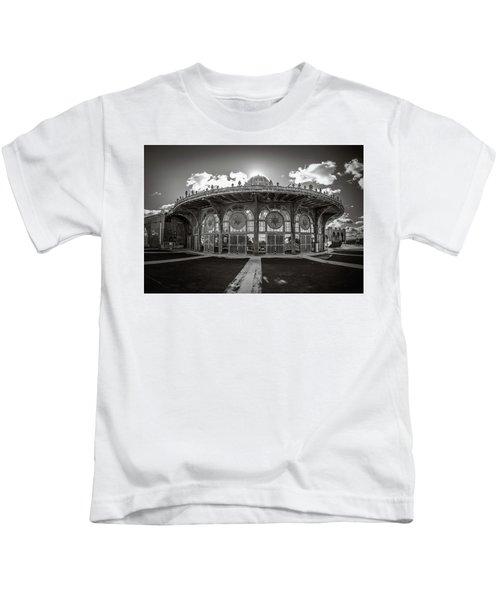 Carousel House Kids T-Shirt