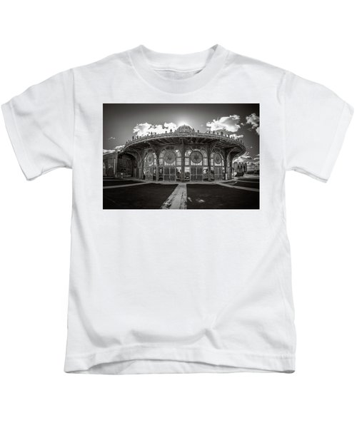 Carousel House Kids T-Shirt