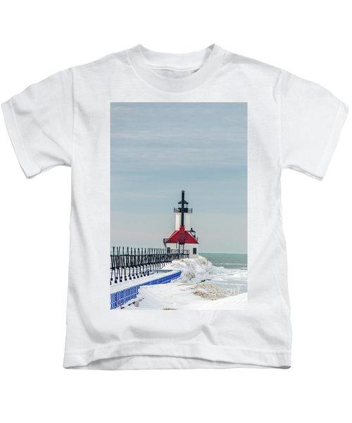 Catwalk And Lighthouses Kids T-Shirt