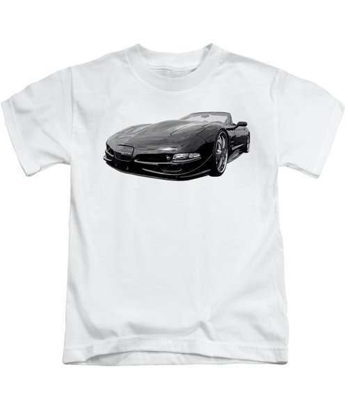 Chevrolet Corvette C5 Kids T-Shirt