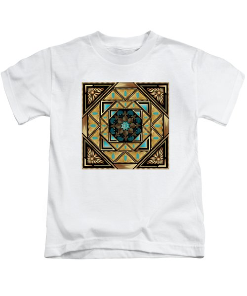Circumplexical N0 3640 Kids T-Shirt