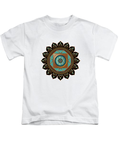 Circumplexical No 3580 Kids T-Shirt
