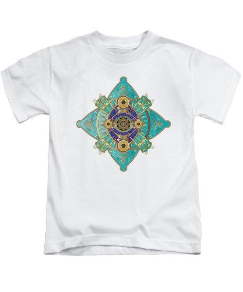 Circumplexical No 3698 Kids T-Shirt
